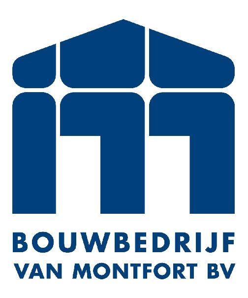 logo bouwbedrijf Van Montfoort
